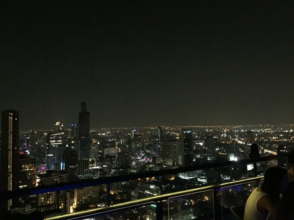Skybars in Bangkok – dem Himmel ganz nah