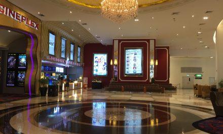 Ein Kinobesuch in Bangkok