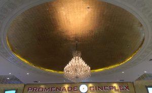 Kronleuchter Cineplex The Promenade Bangkok