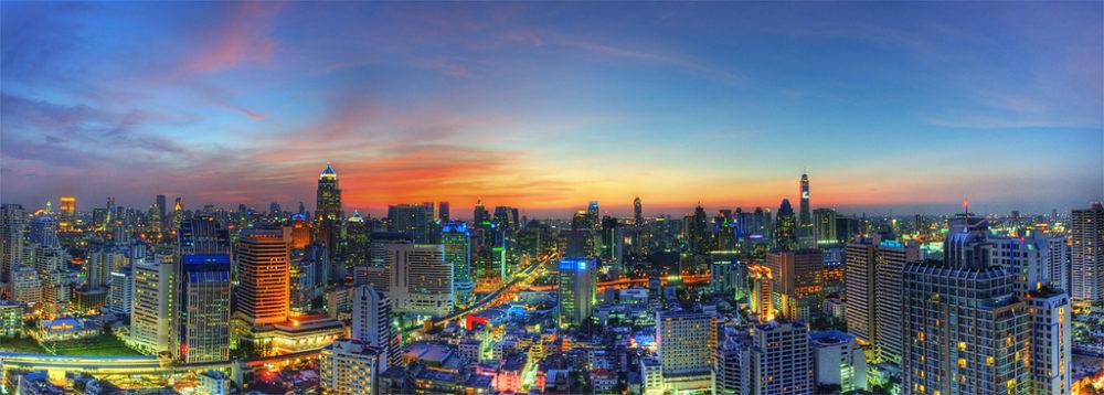 Bangkok, die attraktivste Einkaufsmetropole der Welt?