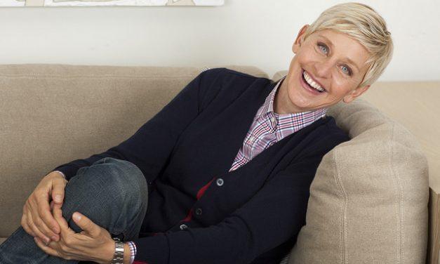 Gerettete Höhlenkinder bei Ellen DeGeneres